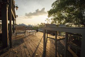 เมอา-พิมฐาพาเที่ยวบ้านต้นไม้ริมแม่น้ำเจ้าพระยาแบบชิลๆ ที่ Bangkok Three House