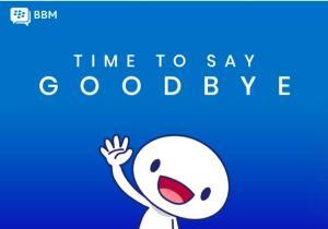 BBM ไม่ตายง่ายๆ รู้จัก BBMe ตัวแทน BlackBerry Messenger