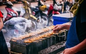 พบอาหารสตรีทฟู้ดริมทางริมทางรสเด็ดได้ในงาน Amazing Thai Taste Festival