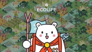 ท็อป-พิพัฒน์ และนุ่น-ศิรพันธ์ ชวนเล่นเกมด้วยแอป ECOLIFE ช่วยลดขยะพลาสติก