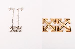 Off-White Jewelry ปัจจัยเพิ่มความเท่ของผู้ชาย