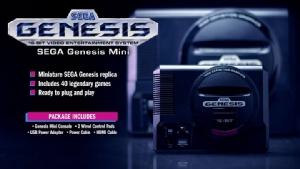 """คอนโซลจิ๋วย้อนยุค """"Mega Drive Mini """" เปิดรายชื่อครบ 42 เกม"""