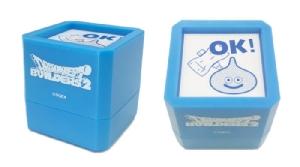 DRAGON QUEST BUILDERS 2 Exclusive Stamp ของแถมพิเศษสำหรับผู้ที่พรีออเดอร์แบบแผ่นบลูเรย์