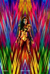 """""""กัล กาด็อท"""" สุดปังในชุดเกราะสีทอง โปสเตอร์แรก Wonder Woman 1984"""