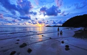 เกาะเสม็ด (อ่าวพร้าว)