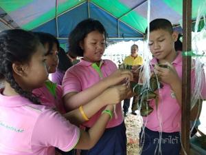 คนไทยเชื้อสายจีนในเบตง และจากมาเลเซียเดินทางร่วมงานเทศกาลไหว้บะจ่าง