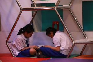 """TK park เปิดตัว """"อุทยานการเรียนรู้ศรีสะเกษ"""" พร้อมปั้นให้เป็นสังคมแห่งการเรียนรู้ที่ทันสมัยและรวบรวมภูมิปัญญาท้องถิ่นแห่งภูมิภาคอีสานตอนล่าง"""