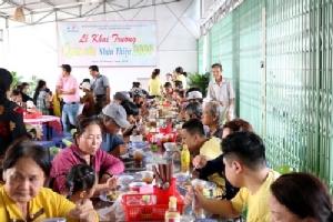 ซี.พี.เวียดนาม มอบความสุขและสร้างกำลังใจแก่ผู้ด้อยโอกาส ประเทศเวียดนาม
