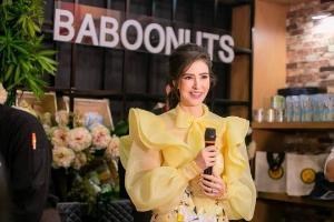 """""""ฟิล์ม ธนภัทร"""" & """"ศรีริต้า"""" โชว์ทำอาหารมังสวิรัติ ตอกย้ำ Baboonuts  ผลิตภัณฑ์เพื่อสุขภาพ"""