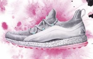 """SAKURA limited-edition"" รองเท้ารุ่นพิเศษจาก อาดิดาส กอล์ฟ"