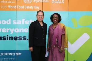 """7 มิถุยายน """"วันความปลอดภัยอาหารโลก"""" FAO เผยอาหาร-น้ำปนเปื้อนคร่าชีวิตมนุษย์มากกว่าโรคเอดส์"""