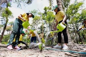 ปตท. สานพลังเครือข่ายรักษ์คุ้งบางกะเจ้า เพิ่มพื้นที่ป่า 6 พันไร่เพื่อเฉลิมพระเกียรติฯ