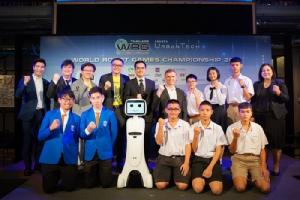 """อนันดา เออร์เบินเทค หนุนงาน """"World Robot Games Thailand Championship 2019"""" มุ่งส่งเสริมเยาวชนใส่ใจเทคโนโลยี"""