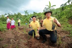 """""""บางจาก"""" ร่วมโครงการ """"Stop Soil Erosion, Save our Future"""" หยุดการชะล้างพังทลายของดินด้วยศาสตร์พระราชา"""