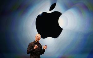 Tim Cook ประธานเจ้าหน้าที่บริกหาร Apple