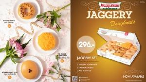 """อร่อยลงตัวแบบไทยสไตล์ กับ  """"JAGGERY DOUGHNUT"""""""