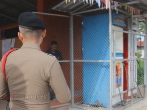 โจรแสบตระเวนงัดตู้เติมน้ำมันหยอดเหรียญประชารัฐ 4 หมู่บ้านที่พัทลุง