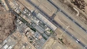 ภาพฐานทัพากาศอับฮา(Abha Airbase)จากกูเกิล