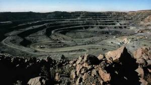เหมืองแร่หายากในมองโกเลียในที่จีนระบุว่าเป็นแหล่งแร่หายากที่ใหญ่สุดในโลก (ภาพ โกลบอล ไทม์ส)