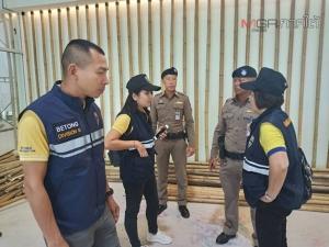ตำรวจท่องเที่ยว ตม.เบตง นำบุคลากรเข้าดูงานเตรียมความพร้อมสนามบินเบตง