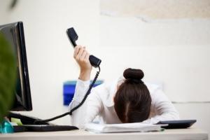 ภาวะหมดไฟในการทำงาน (burnout syndrome)
