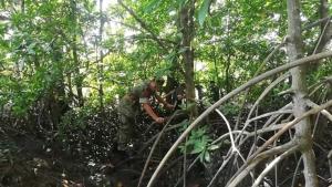 จนท.หลายหน่วยใน จ.จันทบุรี ร่วมเปิดยุทธการทวงคืนผืนป่าจากนายทุน
