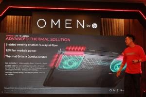 เอชพีเปิดตัว OMEN X 2S เกมมิ่งแล็ปท็อปสองหน้าจอสุดล้ำ!
