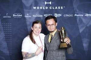 """""""กิติบดี ช่อทับทิม"""" คว้าแชมป์ """"ดิอาจิโอ รีเสิร์ฟ เวิลด์ คลาส ไทยแลนด์ 2019"""" สุดยอดบาร์เทนเดอร์ไทยไปชิงแชมป์ระดับโลก"""