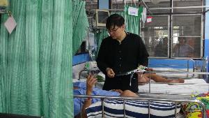 อีกแล้ว! ชาวบ่อเกลือเก็บเห็ดพิษทำอาการกินกับเหล้า ถูกหามส่ง รพ.3 อาการหนักตับ-ไตถูกทำลาย 2