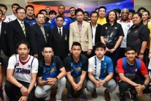 10 ยอดทีม เตรียมระเบิดศึกยัดห่วง TBL 2019 หาตัวแทนลุยสโมสรเอเชีย
