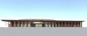 อาคารผู้โดยสาร สนามบินสกลนคร