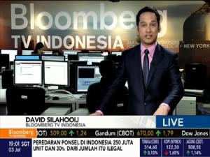 ช่อง Bloomberg TV Indonesia ที่ปัจจุบันไม่ได้ออกอากาศแล้ว