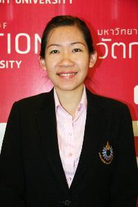 อาจารย์ช่อผกา ดำรงไทย