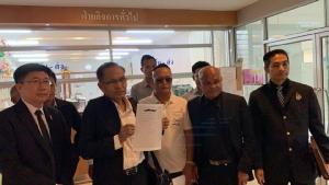 """ผู้สมัคร """"พลังไทยรักไทย"""" จี้ กกต.ฟันหัวหน้า ติดสินบนขอร่วมรัฐบาล-เบี้ยวจ่ายเงินช่วยหาเสียง"""