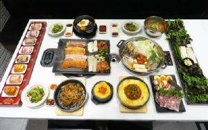 """""""PALSAIK Korean BBQ"""" หมูย่างเกาหลี 8 สี ดีเด็ดอาหารเกาหลีรสเลิศ"""