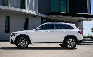 เปิด CKD รุ่น GLC220d 4 MATIC รุกตลาด SUV ราคา 3.04 ล้านบาท