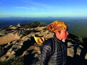 """""""ปิยะธิดา มานะสถิตพงศ์"""" คนไทยคนแรกที่พิชิต Appalachian Trail"""