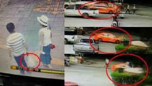 """""""ชาวจีน"""" โดนแท็กซี่เท-ทำถุงเงิน 9 หมื่นดอลลาร์หล่น พบหยิบไปใช้เนียนๆ แต่สุดท้ายจนมุม"""