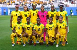 ฟุตบอลหญิงจาไมก้าเล่นรอบสุดท้าย เวิลด์ คัพ 2019