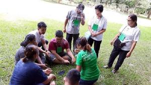 กลุ่มทรูร่วมกับมูลนิธิออทิสติกไทย จัดค่ายพัฒนาศักยภาพบุคคลออทิสติก