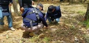 ศูนย์ปฏิบัติการทุ่นระเบิดแห่งชาติ ปฏิบัติการเก็บกู้ระเบิดทำลายรถถังแนวชายแดนไทย-กัมพูชา