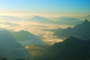 ทะเลหมอกภูชี้ฟ้า