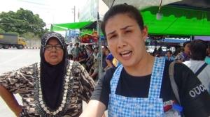 ร้องลุงตู่!! ชาวตลาดสดบ่อบัว เมืองแปดริ้วร้องขอตลาดประชารัฐหลังถูกนายทุนเช่าที่รถไฟบีบ