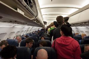 ขี้เมาพึงสังวร แชมป์คนน่ารำคาญที่สุดบนเครื่องบิน