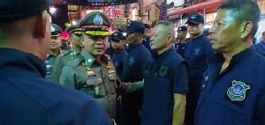 กวดขันจับกุมต่างด้าว กว่า 400 รายอยู่ในไทยโดยผิดกฎหมาย