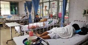 """ไข้เลือดออกระบาดทั่ว ปีนี้ป่วย-ตายเพิ่มเกือบ 2 เท่า """"อุทัย"""" เจอผู้ป่วยกว่า 170 ราย"""