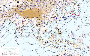อุตุฯ เตือนระวังอันตราย ฝนตกหนัก ใต้คลื่นทะเลสูงเกิน 3 ม. เรือเล็กงดออกจากฝั่ง