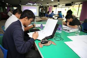 DPU X โดย มธบ.เตรียมปั้นนักพัฒนาบล็อกเชนในไทย