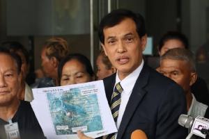 """""""ทนายอนันต์ชัย"""" นำชาวสระบุรีร้องศาลปกครองเพิกถอนเหมืองหินปูนทีพีไอ รุกป่าสงวน-พื้นที่ลุ่มน้ำ 1 เอ ทำลายสวิสเมืองไทย"""