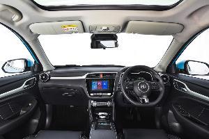 """ชีวิต """"ง่ายขึ้น"""" ขับ MG ZS EV เอสยูวีพลังไฟฟ้า ราคา 1,190,000 บาท"""